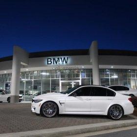 BMW E30 w gazie